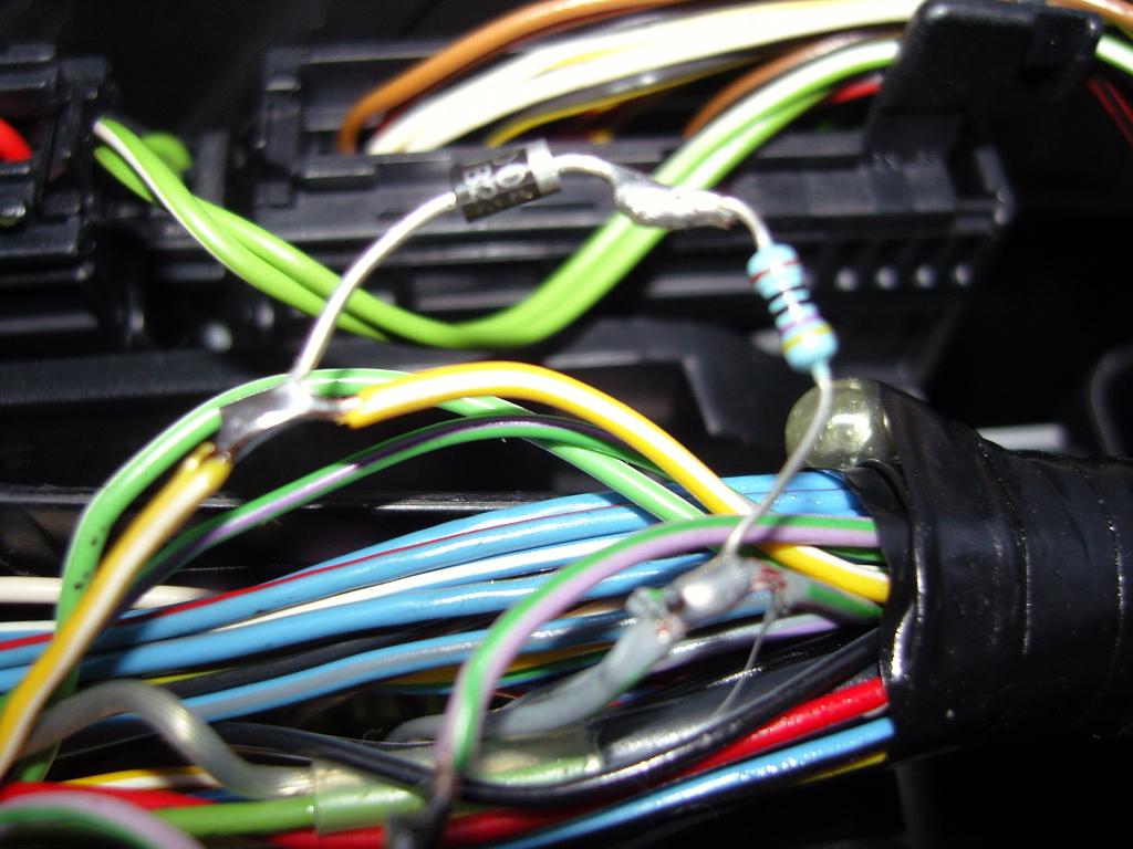 W210/OM606 962 EGR Delete