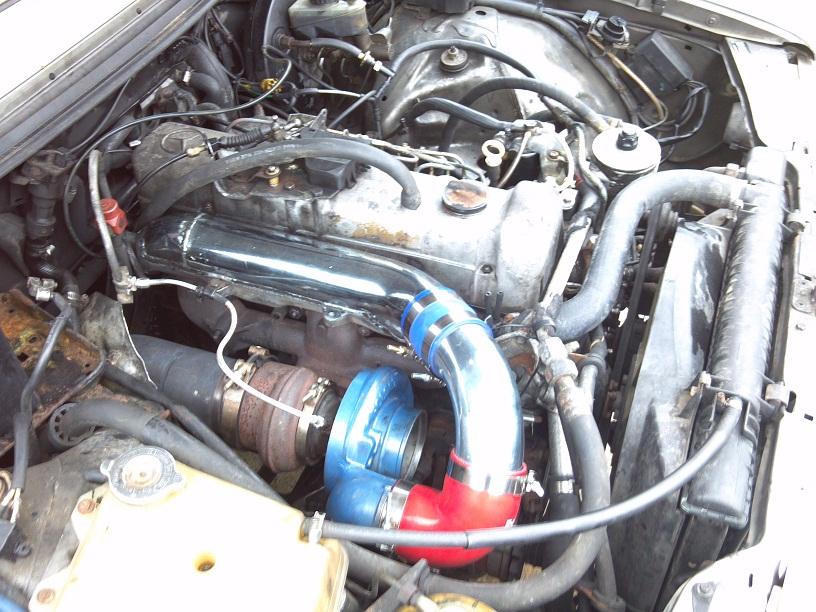 1984 300td (drift project)