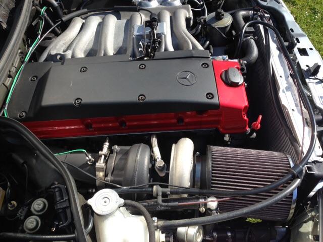 W124 OM606 Superturbodiesel - PeachParts Mercedes-Benz Forum