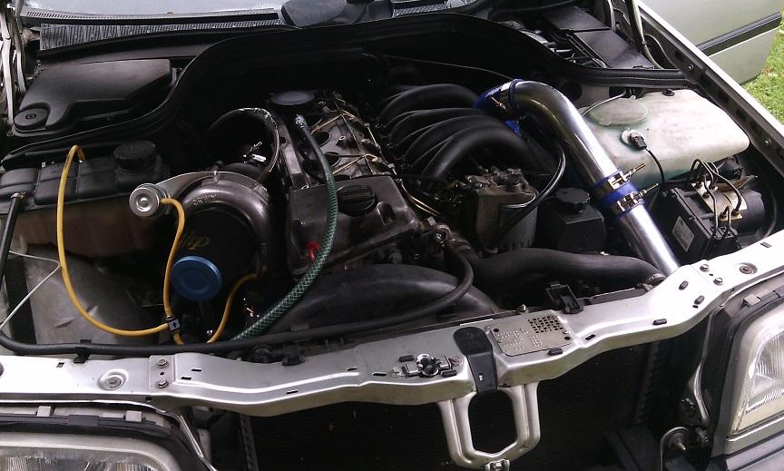 C250 Turbodiesel Drift built