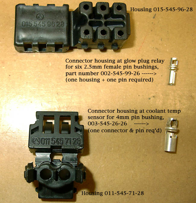 Mercedes Glow Plug Relay Wiring Diagram : Mercedes glow plug relay wiring diagram gallery